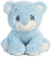 Precious Moments 8.5-Inch Charlie Bear in Light Blue