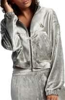 Nike Essentials Women's Velour Zip Hoodie