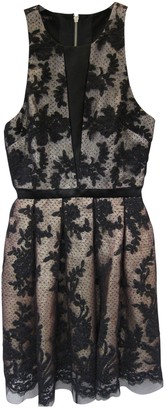 Alex Perry Black Lace Dresses
