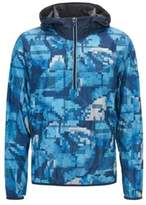 HUGO BOSS Feather Digi-Camo Print Jacket Jepico L Dark Blue