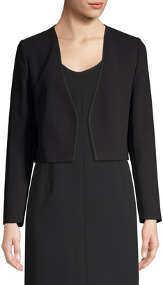 HUGO BOSS Bonded Micro Cropped Jacket