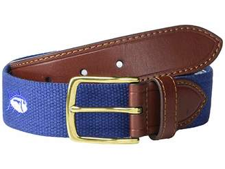 Southern Tide Embroidered Skipjack Belt