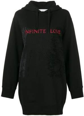 Philosophy di Lorenzo Serafini Infinite Love long hoodie