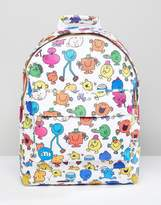 Mi-Pac x Mr.Men Backpack