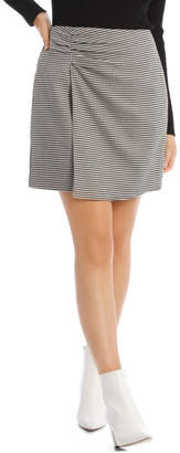 Tokito Tuck Detail Mini Skirt