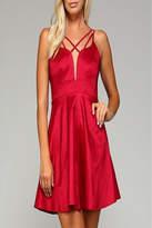 Apricot Lane Bit Of Flare Dress