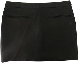 Stella McCartney Stella Mc Cartney Black Wool Skirt for Women