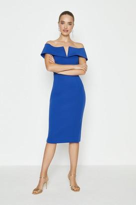 Coast Scuba Bardot Shift Dress