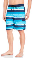 adidas Water Stripe Swim Trunks