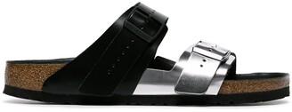 Rick Owens Birkenstock sandals
