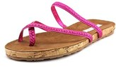 Diane von Furstenberg Adelia Open Toe Synthetic Sandals.
