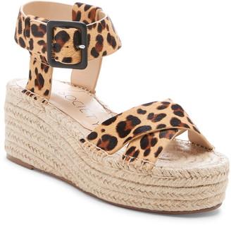 Sole Society Audrina Platform Espadrille Sandal