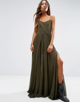 Religion Plain Maxi Dress