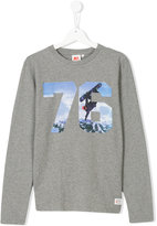 American Outfitters Kids 76 long sleeved top
