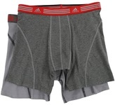 adidas Athletic Stretch 2-Pack Boxer Brief Men's Underwear