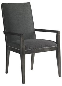 Lexington Carrera Upholstered Dining Chair Upholstery: Gray Mist