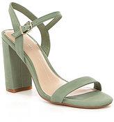 Gianni Bini Mckaria Block Heel Dress Sandals