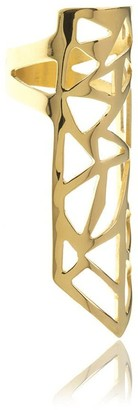 Georgina Jewelry Les Racines Gold Roots Ring