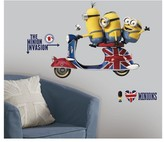 BuySeasons Despicable Me Minions Giant Wall Decal