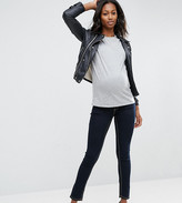 Bandia Maternity Over The Bump Skinny Jean With Removable Bump Band