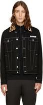 Kenzo Black Denim Jacket
