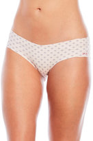 Betsey Johnson Two-Pack Laser Hipster Bikini Panty