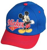 Disney Mickey Mouse Little Boys Baseball Hat