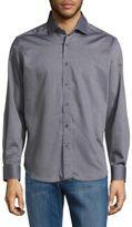 Robert Graham Angus Micro Dobby Geometric Shirt