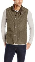 London Fog Men's Dale Diamond Quilted Vest