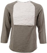 Comme des Garcons two tone T-shirt