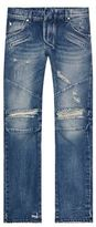 Pierre Balmain Distressed Detail Jeans