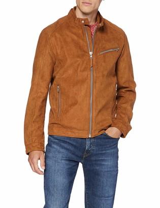 Springfield Men's 3ip-Antelina Biker-c/35 Track Jacket