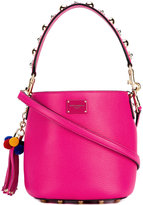 Dolce & Gabbana bucket shoulder bag - women - Leather - One Size