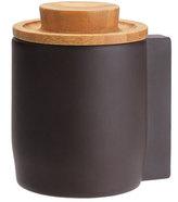 JIA Purple Clay Sugar Container