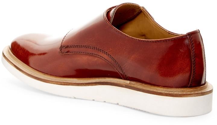 Base London Alfie Monk Strap Shoe