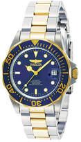 Invicta Men's Professional Diver Automatic TT 8928 - Blue/Silver/Gold Wrist Watches