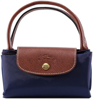 Longchamp Le Pliage Small Top Handle Bag