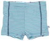 Bebe Toddler Boys Jay Stripe Swim Trunk