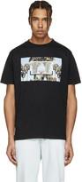 Palm Angels Black buzer Beater T-shirt