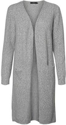M&Co Vero Moda long open front cardigan