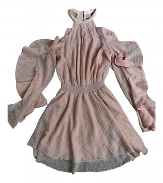 House Of Harlow Pink Dress for Women