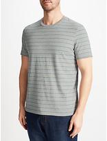 John Lewis Slim Stripe T-Shirt