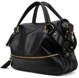 EXCELLENT SHOPPING Excellent Official Fashion PU Leatherette Tassel Faux Office Lady Hobo Tote Carry Bag Handbag Shoulder Bag Hobo
