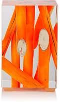 Bleu Nature Kisimi Fluorescent Driftwood-Inset Acrylic Objet d'Art