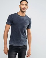 Replay Pocket Detail T-shirt