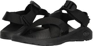 Chaco Mega Z Cloud (Solid Black) Women's Sandals