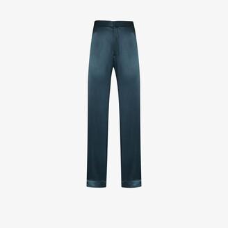 ASCENO Olbia tailored trousers