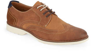 Dockers Mens Maxwell Lace-up Wing Tip Oxford Shoes