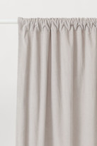 H&M 2-pack Curtain Panels - Brown