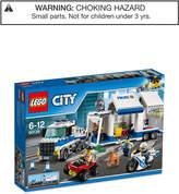 Lego City 374-Pc. Police Mobile Command Center